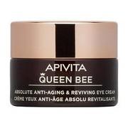 Queen bee creme para o contorno de olhos 15ml - Apivita