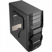 Gabinete Gamer MID Tower 3.0 CYCLOPS Advance Preto Aerocool