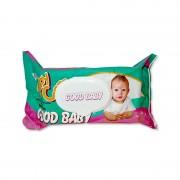 Servetele umede Good Baby cu capac 72 file