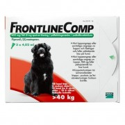 Frontline Comp, spot-on, lösning 402 mg/361,8 mg 3 x 4,02 ml