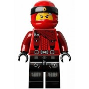 njo452 Minifigurina LEGO Ninjago-Hunted-Dragon Masters-Kai njo452