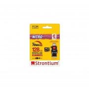 Strontium Nitro MicroSD With Type-C Card Reader (SRN128GTFU1P)