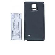 Samsung SM-N910F Galaxy Note 4 batería (5600 mAh, Negro)