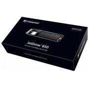 Transcend JetDrive 855 480GB NVMe SSD for Mac