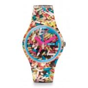 Ceas de damă Swatch Sprinkled SUOW705