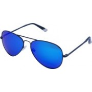 Titan Aviator Sunglasses(Blue)