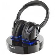MELICONI Słuchawki nauszne HP300 Proffessional Czarny