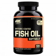 optimum nutrition fish oil 100 softgels