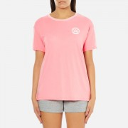 Converse Women's CP Slouchy T-Shirt - Daybreak Pink - M - Pink