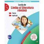 Lectia de limba si literatura Romana. Teorie. Aplicatii clasa a V-a