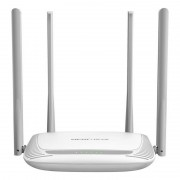 Router Wireless Mercusys, 4 antene, 300 Mbps