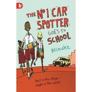 No. 1 Car Spotter Goes to School, Paperback/***