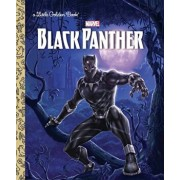 Black Panther Little Golden Book (Marvel: Black Panther), Hardcover/Frank Berrios