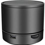 Boxa Portabila Spacer SPB-S10-BT, 3W, Bluetooth (Negru)