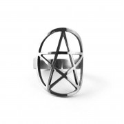 KILLSTAR gyűrű - Pentagram - KIL094
