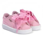Puma Ribbon Lace Sneakers Rosa Barnskor 29 (UK 11)