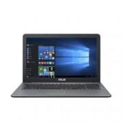 "Лаптоп Asus X540UB-GO454 (90NB0IM3-M16810)(сребрист), двуядрен Kaby Lake Intel Core i3-8130U 2.2/3.4 GHz, 15.6"" (39.62 cm) HD Anti-Glare Display & MX110 2GB, (HDMI), 4GB DDR4, 1TB HDD, 1x USB 3.0, Endless OS, 2.00 kg"