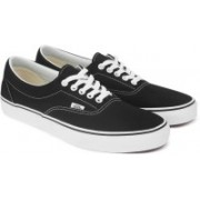 Vans ERA Sneakers For Men(Black, White)