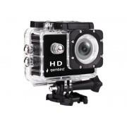 Camera Video de Actiune Gembird ACAM-04 HD 1080p with waterproof case Black
