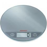 Digitális konyhai mérleg ezüst Soehle Flip 66161 (1179325)