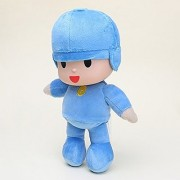 iDream Pocoyo Soft Plush Stuffed Cartoon Figure Toy Doll Gift for Kids