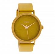 OOZOO Timepieces Horloge Mosterd Geel C10391