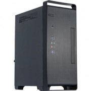 Carcasa PC Chieftec Elox (BT-04B-U3-350BS) , 2 Sloturi , Mini Tower , Mini ITX