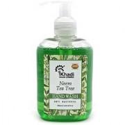 Khadi Neem Tea Tree Handwash-250ML (Pack of 3)