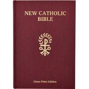 St. Joseph New Catholic Bible, Hardcover/Catholic Book Publishing Corp