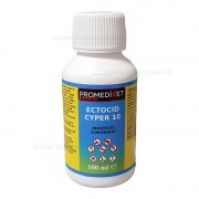 Insecticid Ectocid Cyper 10 - 100 ml
