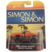DODGE MACHO POWER WAGON 1980 SIMON & SIMON Hot wheels edición de colección