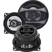 3-sustavski koaksialni zvučnici za ugradnju 100 W Crunch GTI-42