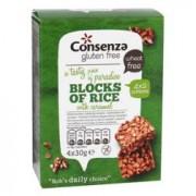 Consenza Rice Blocks Caramel