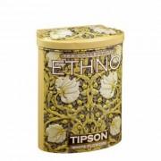Tipson Ethno White Flowers 100g plech