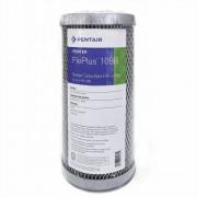 Filtro bloque de carbón/fibra Fibredyne® Alta duración .5 micras FloPlus-10BB