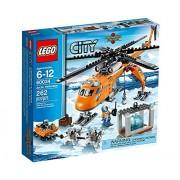 Lego Arctic Helicrane, Multi Color