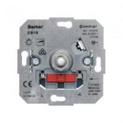 Berker Ap sokkel inbouw dimmer voor 230V lampen 400 watt draai aan en uit 281901