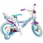 """Bicicleta copii Toimsa Frozen 2 14"""""""