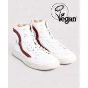 Superdry Vegan Basket Lux Sneaker 45 weiß
