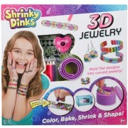 Shrinky Dinks Bake & Shape 3D Jewelry