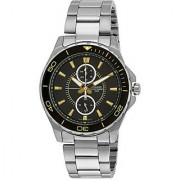 Casio Enticer Analog Black Dial Mens Watch - Mtd-1077D-1A2Vdf (A890)