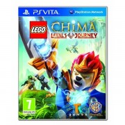 Lego Legends Of Chima Laval's Journey Game PS Vita