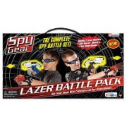 Spy Gear Lazer Battle Pack