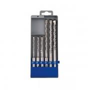 Extol Craft Vrtáky SDS plus příklepové do betonu, sada 6ks, SK, EXTOL CRAFT Vrtáky 23901