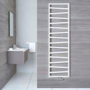 Hudson Reed Torun - Sèche-serviettes Blanc 178cm x 50cm