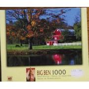 1000 Piece Big Ben Puzzle - Near Wilmont, OH, USA