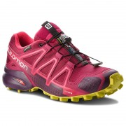 Pantofi SALOMON - Speedcross 4 Gtx GORE-TEX 404666 22 G0 Beet Red/Poten