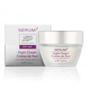 Serum 7 Crema Notte Rigenerante per Pelli Secche 50 ml
