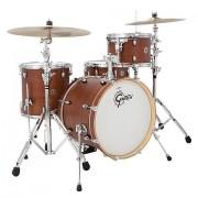 "Gretsch ""Catalina Club 18"""" Satin Walnut Glaze Drumset"""