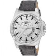 LAURELS Nixon Series Silver Color Men Watch (LO-NXN-0702)